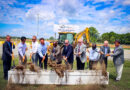 Northwest Grains International, LLC breaks ground on agricultural transload facility in Dillon County
