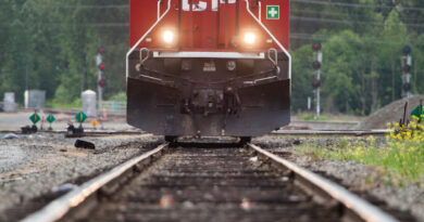 CP Rail on the course to bounce back as the contender like a long winded prize fight.
